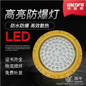 供应依客思食品厂BZD130-120W防爆LED照明灯