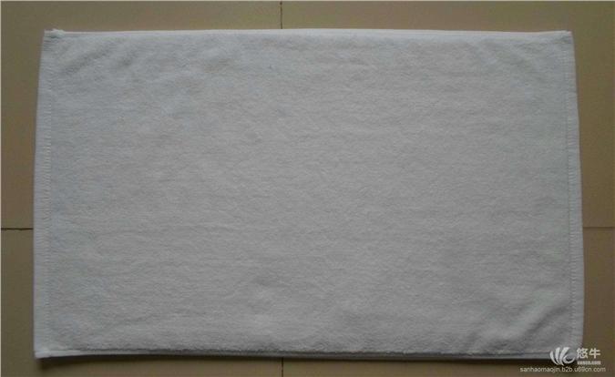 21线平织地巾