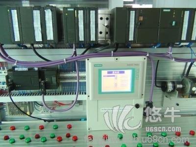 PLC触摸屏变频器