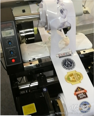 标签切割机