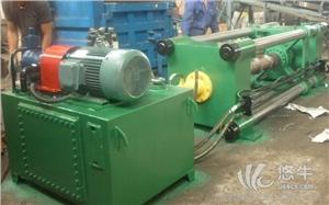 供应天福科技NY299热旋压钢瓶收口机
