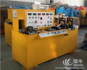 供应山东佳洺牌FQZ-2A型发电机启动机试验台