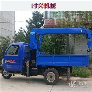 供应 改装5吨吊车 可移动三轮吊车三轮吊树机