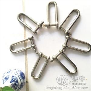 供应大藤弓形不锈钢卸扣铁链不锈钢