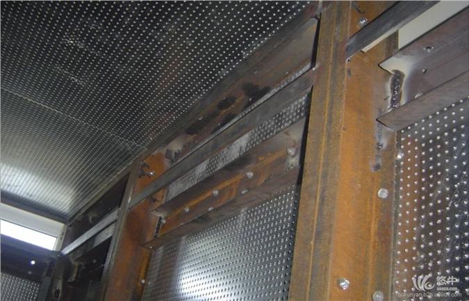 金属水泥复合防爆板