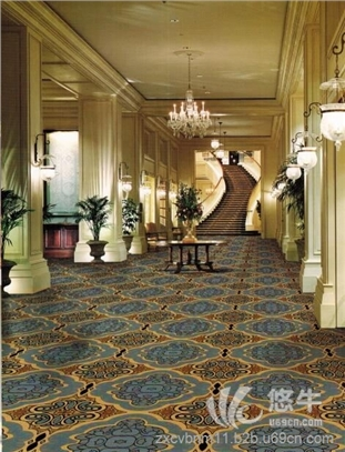 酒店贵宾室地毯