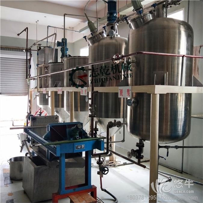 瓶装山茶油生产设备