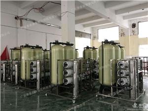 供应秦泰盛QT432食品饮料双极反渗透设备