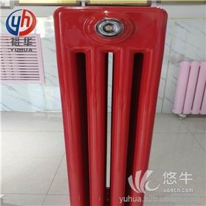 供应qfgz403钢四柱暖气片_裕华采暖钢四柱暖气片的规格