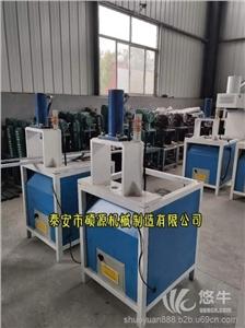 供应槽钢角铁液压冲孔机 电动冲孔机用质量说话槽钢角铁液压冲孔机