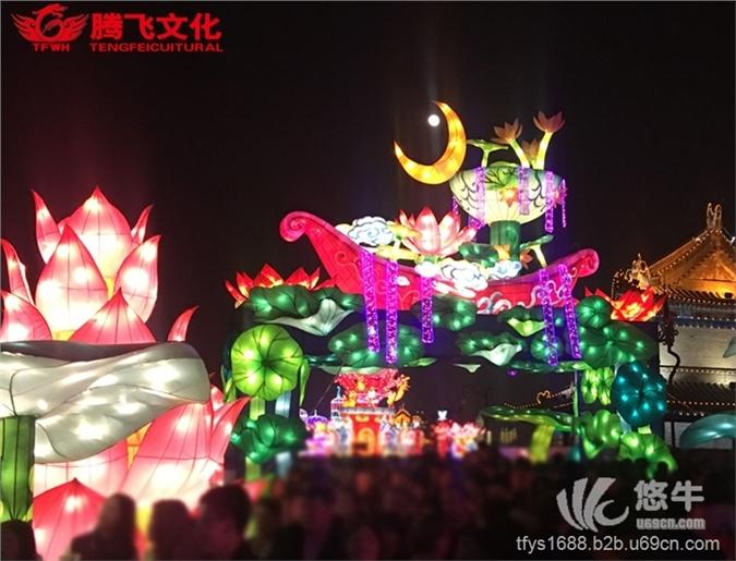 春节灯会制作彩灯制作