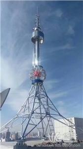 供应TXGYT楼房屋顶工艺装饰塔|避雷塔楼房屋顶装饰塔