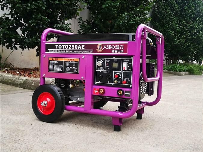 300A汽油电焊机