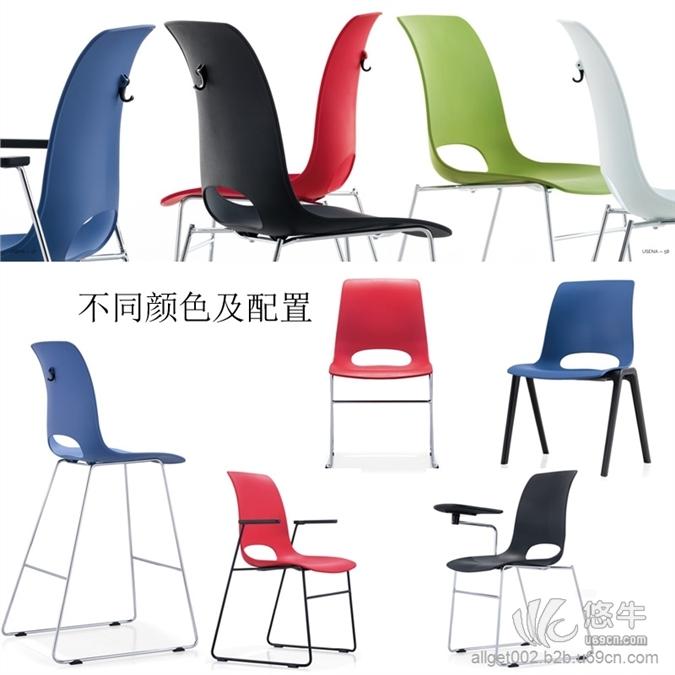 多功能学生培训排椅