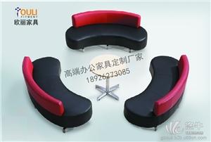 供应打造独一无二的办公室家具,组合模块沙发定做办公区沙发