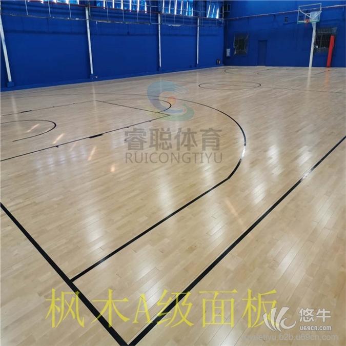 体育馆运动实木地板