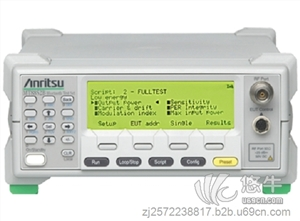 供应销售Anritsu安立MT8852B蓝牙测试仪