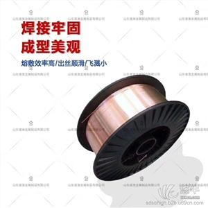 供应山东嵩淮φ0.8气保焊丝0.8的价格
