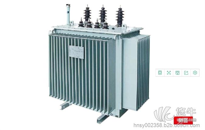 双绕组油浸式配电变压