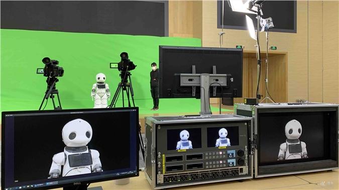 无轨虚拟演播室