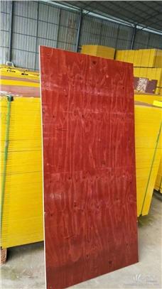 建筑模板工地木板覆膜