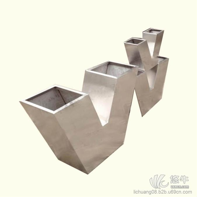 不锈钢花盆定制