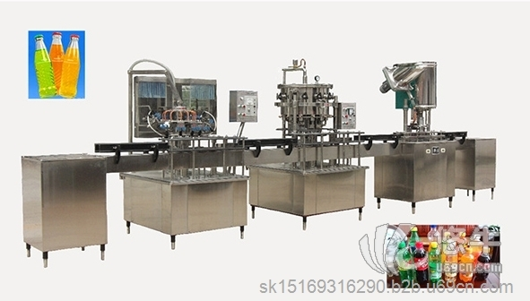 饮料生产机械设备